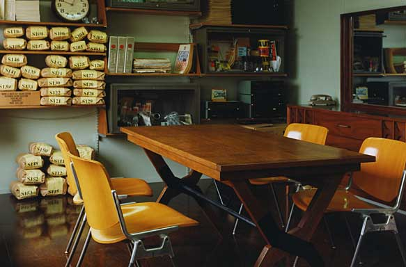 PACIFIC FURNITURE SERVICE: OPERATION A TABLE