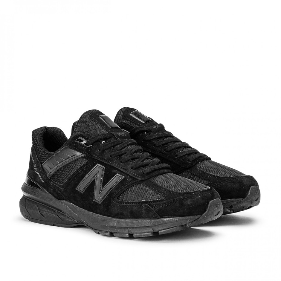 "New Balance M990 BB5 ""Made in USA"" (Black) 737751-60-8"