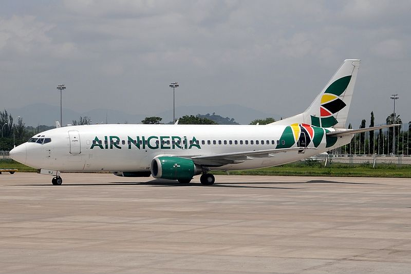 File:Air Nigeria Boeing 737-300 Iwelumo.jpg - Wikipedia, the free encyclopedia