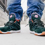 The Hundreds x Reebok AXT Pump Coldwaters Pack Official Look | Sole Collector
