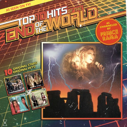 Amazon.co.jp: Top Ten Hits of the End of the World: Prince Rama: 音楽