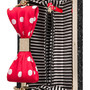 kate spade new york for minnie mouse minnie bow clasp - Kate Spade New York