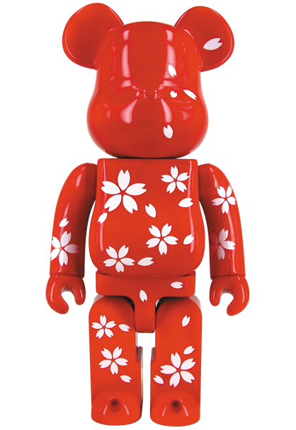 MEDICOM TOY - BE@RBRICK C.J.MART 桜 400%