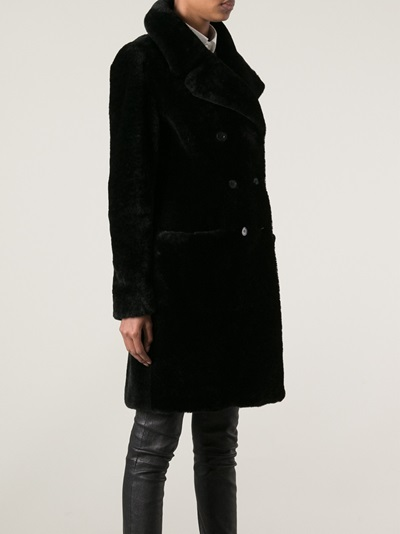 Alexander Mcqueen Double-breasted Coat - Gente Roma - Farfetch.com