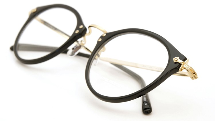 OLIVER PEOPLES(オリバーピープルズ) メガネ  OP-505 BK Limited Edition 雅 ポンメガネweb
