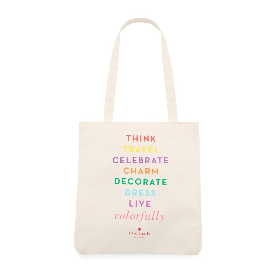 kate spade new york | 商品詳細 living colorfully tote