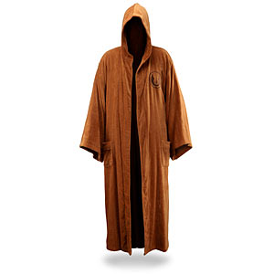 ThinkGeek :: Star Wars Jedi & Sith Bath Robes