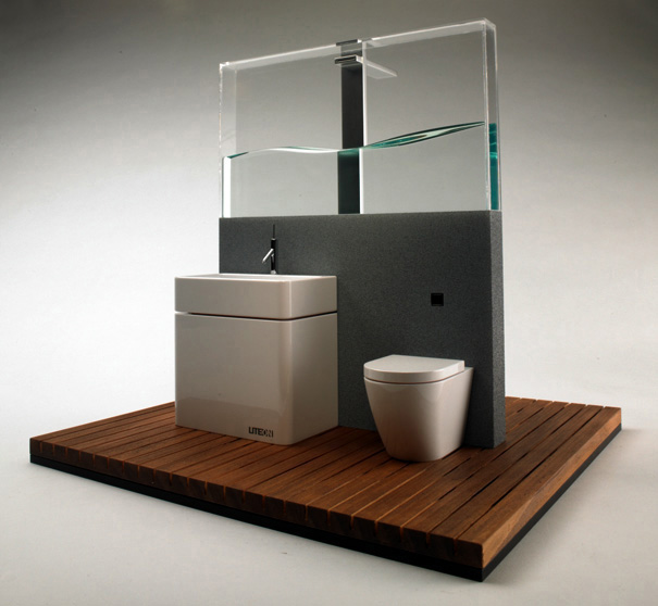 BRS Shower System by Frank Guo » Yanko Design