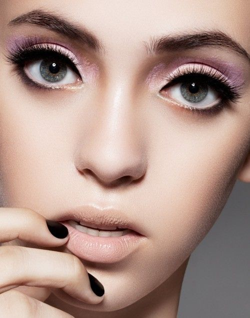 pretty.. love the eyes | Hair and Beauty