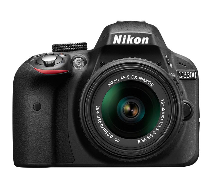 Nikon D3300 HDSLR | DSLR from Nikon