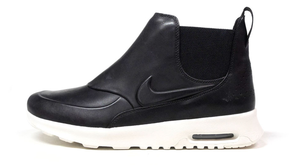 "(WMNS)AIR MAX THEA MID ""LIMITED EDITION for NSW BEST"" BLK/NAT ナイキ NIKE 