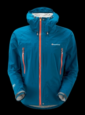 Montane Shell Atomic Dt Stretch Jacket for Men
