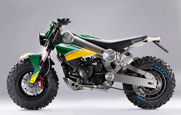 Caterham Group Launches Motorcycle Division | Caterham Cars