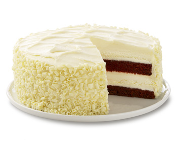 The Cheesecake Factory - Ultimate Red Velvet Cake Cheesecake™