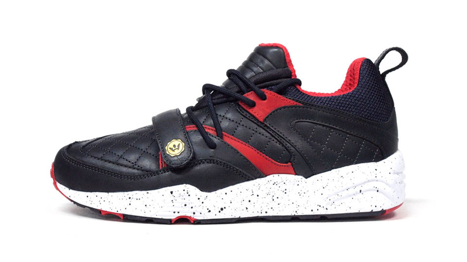 "BLAZE OF GLORY ""A Tale of Two Cities"" BLK/RED/YEL プーマ Puma 