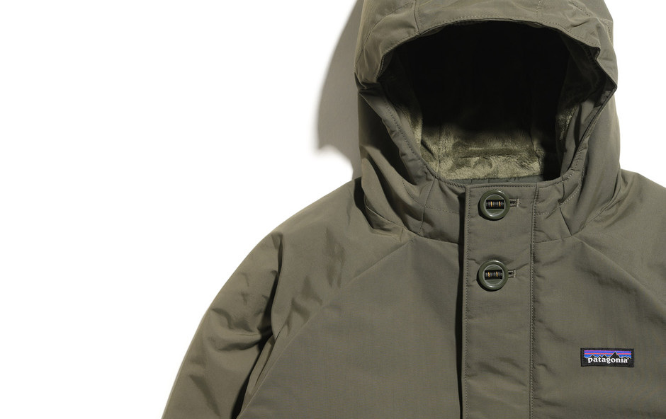 Boy's Insulated Isthmus Jacket-BSNG