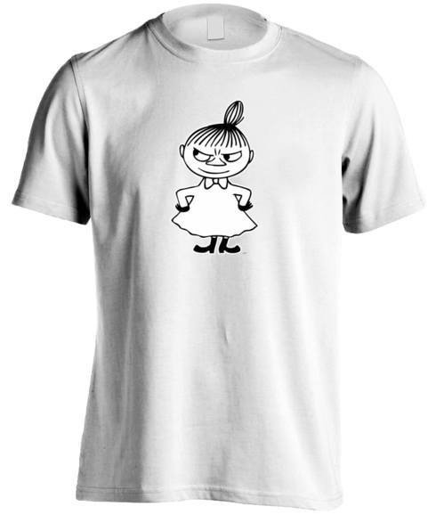 Little My t-shirt – The Official Moomin Shop