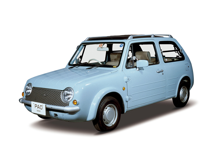 Nissan | Heritage Collection | Pao