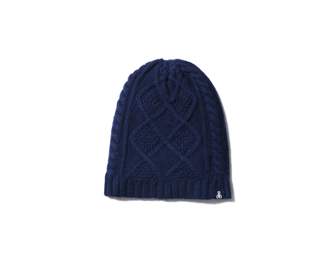 SOPHNET. | PRODUCT | CABLE KNIT CAP
