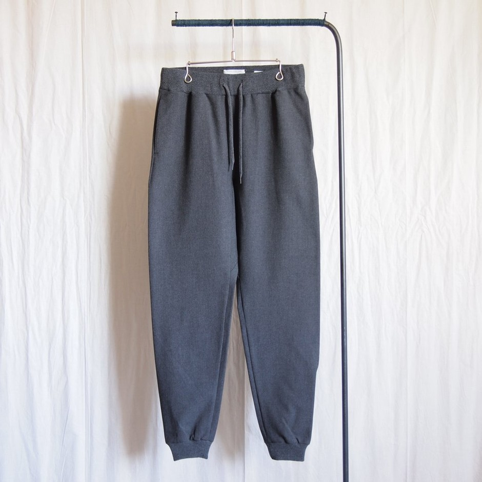 YAECA - 2way Rib Pants #c.gray