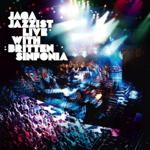 Amazon.co.jp: LIVE WITH BRITTEN SINFONIA [帯解説・国内盤] (BRC372): 音楽