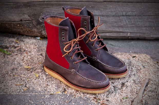 Ralph Lauren 2011 Fall/Winter Venedict Boot | Hypebeast