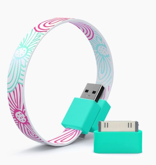 loop micro usb & iphone/ipod cable | Mohzy