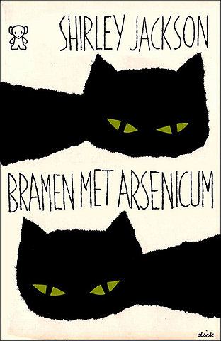 FFFFOUND! | zwarte beertjes 645/1963 - cover Dick Bruna on Flickr - Photo Sharing!