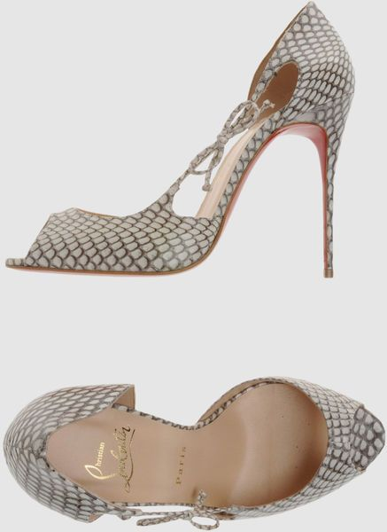 Christian Louboutin | Foot Fettish*~*Luxe Shoes