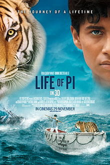Life of Pi (film) - Wikipedia, the free encyclopedia
