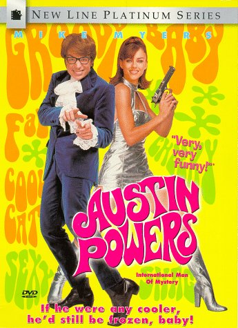 Customer Image Gallery for Austin Powers: International Man of Mystery