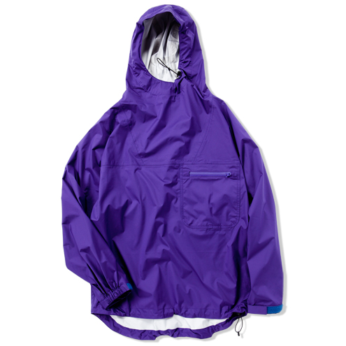 ×6876 2.5L PULLOVER JACKET | COLLECTION | CASH CA | カシュカ