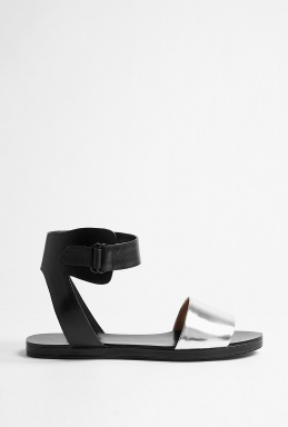 3.1 Phillip Lim | Domina Ankle Strap Flat Sandal by 3.1 Phillip Lim