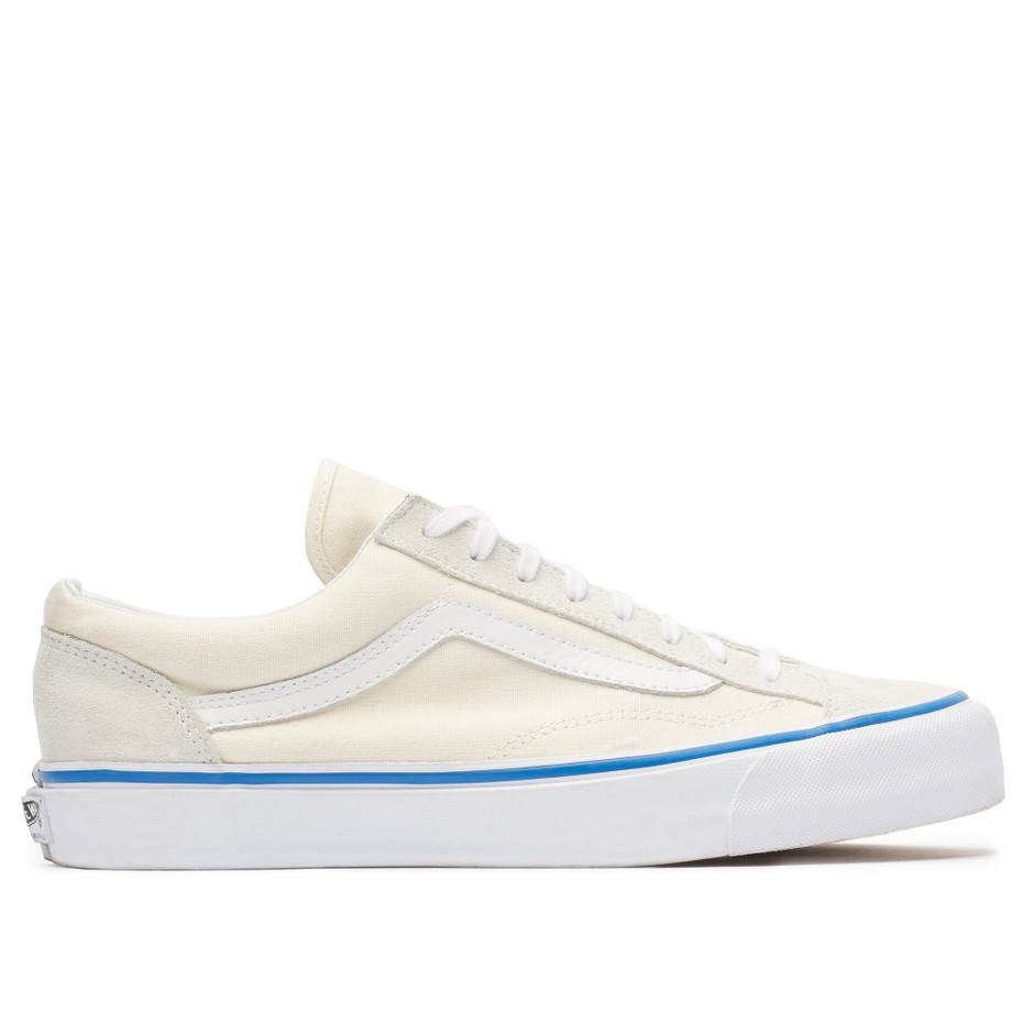 "Gosha Rubchinskiy x Vans Old Skool ""All-White"" 