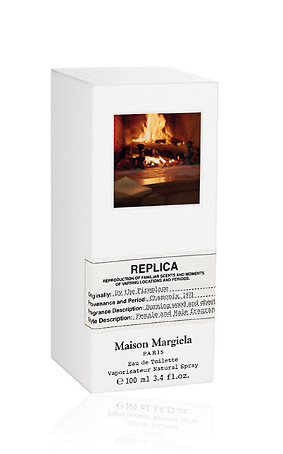 Maison Margiela MMM Replica By the Fireplace at Barneys.com