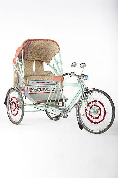 Limited Edition Rickshaw - Anthropologie.com
