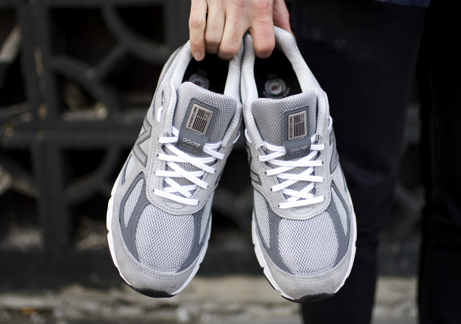 New Balance Continues One Of Its Most Influential Lines With Debut Of The 990v4 - SneakerNews.com