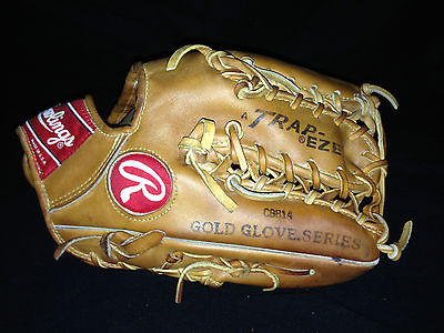 Rawlings PRO12TC Baseball Glove Vintage Made in USA | eBay