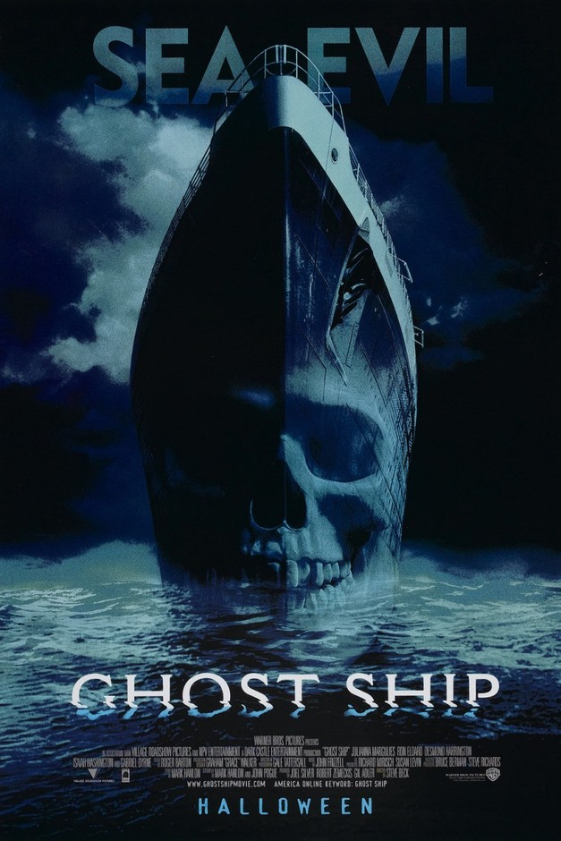 Horror Archives   Ghost-Ship-2002-movie-poster