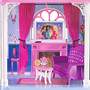 Amazon.com: Barbie Pink 3-Story Dream Townhouse: Toys & Games