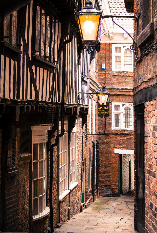 The Antique Geek - allthingseurope: York, England (by Barry...