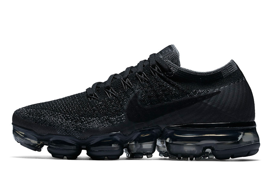 Nike Vapormax Triple Black 849558-007 849557-006 | SneakerNews.com