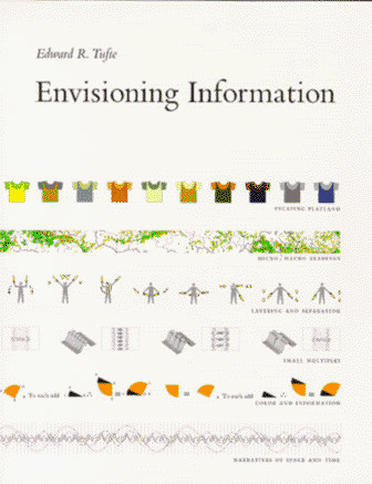 Amazon.co.jp: Envisioning Information: Edward R. Tufte: 洋書