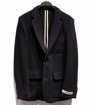 商品詳細 RUSSELL KNIT 3 BUTTON JACKET | DIVERSE
