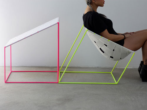 Conform Chair By William Lee | Design Milk