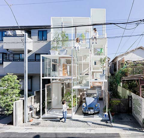 House NA: Living Within a Tree | Busyboo Design Blog