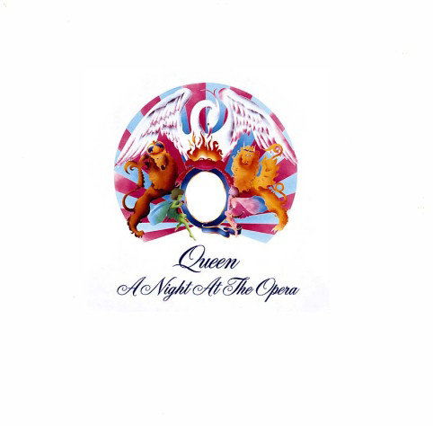 QUEEN(LP 180g重量盤) A NIGHT AT THE OPERA
