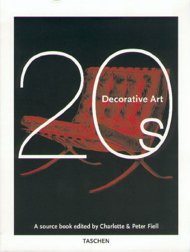 Amazon.com: Decorative Arts 1920s (Varia) (9783822860519): Charlotte Fiell, Peter Fiell: Books