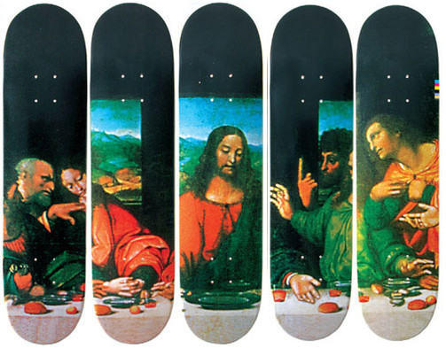 This, That and The Other: Supreme History Of Skateboard Decks
