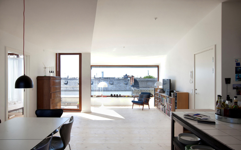 Hedonistic Rooftop Penthouses | JDS Architects